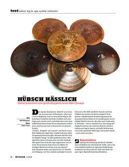 Sabian Big & Ugly Cymbal Collection