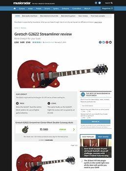 Gretsch G2622 Streamliner