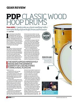 PDP Concept Classic 22 Natural
