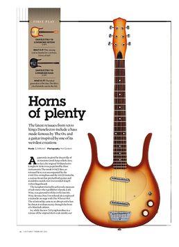 58 Longhorn Lefthand Bass CB