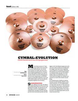 Sabian B8X Cymbals