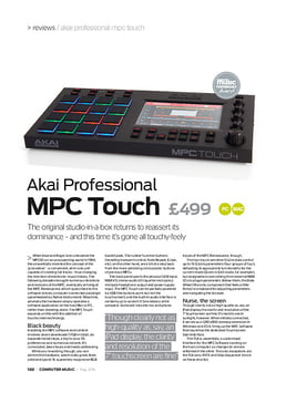 Akai Professional MPC Touch