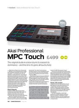 Akai Professional MPC Touch