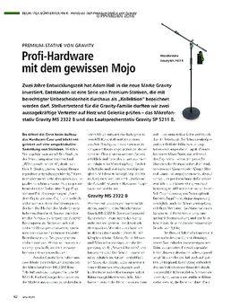 Profi-Hardware mit dem gewissen Mojo