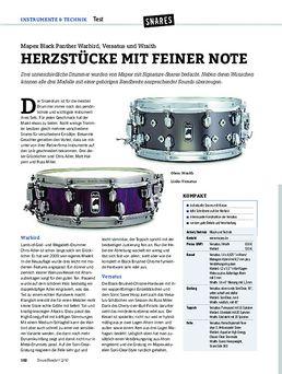 "14""x 06 Wraith Snare Drum"