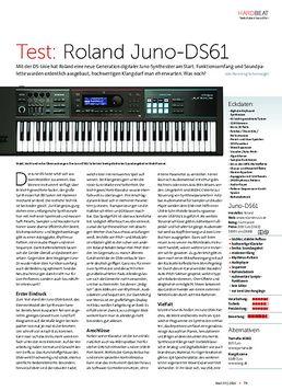 Roland Juno DS61