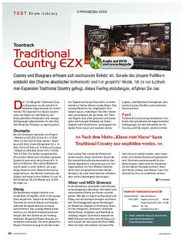 Toontrack Traditional Country