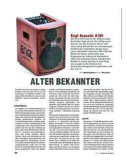 Engl Acoustic A101, Acoustic-Amp