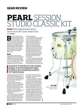 Pearl Session Studio Classic Kit