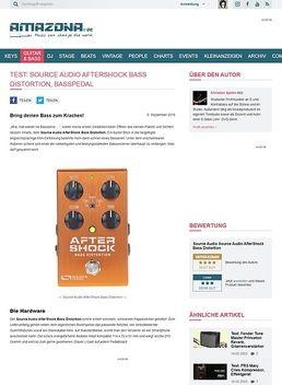 AfterShock Bass Distortion