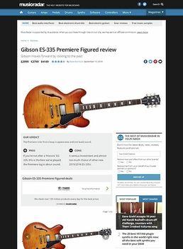 ES-335 Premiere Figured FB