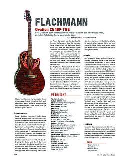 Ovation CE48P-TGE, A-Gitarre