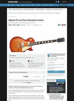 ES-Les Paul Standard LB