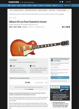 Gibson ES-Les Paul Standard