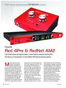RedNet AM2
