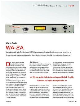 Warm Audio WA-2A