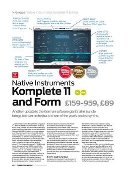 Native Instruments Form