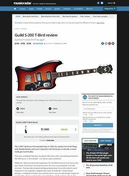 Guild S-200 T-Bird