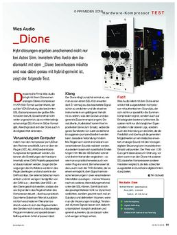 Wes Audio _Dione