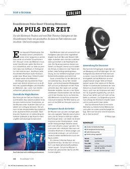 Soundbrenner Pulse Smart Vibrating Metonome