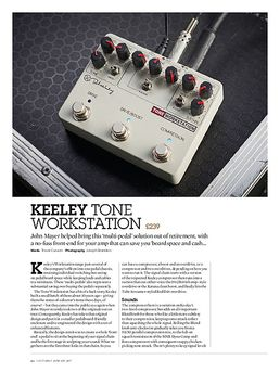 Keeley Tone Workstation