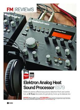Elektron Analog Heat Sound Processor