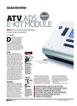 ATV AD5 E-Kit Module
