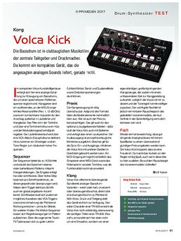 Korg Volca Kick
