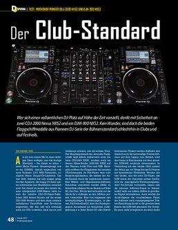 PIONEER CDJ-2000 NXS2 UND DJM-900 NXS2