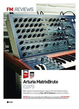 Arturia MatrixBrute