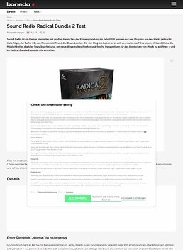 Sound Radix Radical Bundle 2
