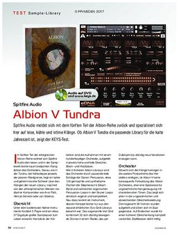 Spitfire Audio Albion V Tundra