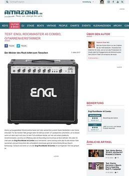 Engl RockMaster 40 Combo