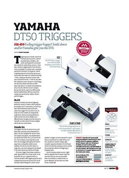 Yamaha DT50 Triggers