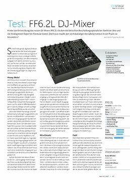 Formula Sound FF6.2L