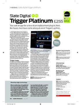 Slate Digital Trigger Platinum