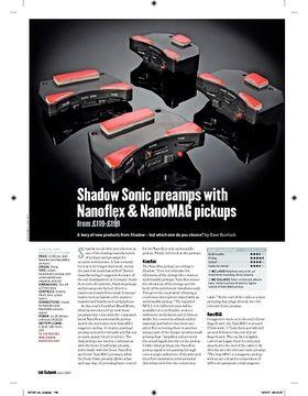 Shadow Sonic Doubleplay