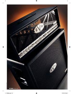 5150 III Eddie Van Halen Head