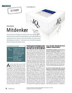 Test: Hofa IQ-Eq - Mitdenker