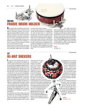 LP Hi-Hat Shekere