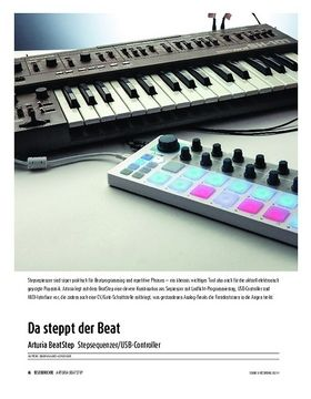 Arturia BeatStep - Stepsequenzer/USB-Controller