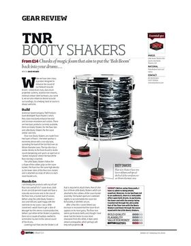 TNR Booty Shakers