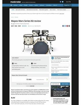 Mapex Mars Series Kit