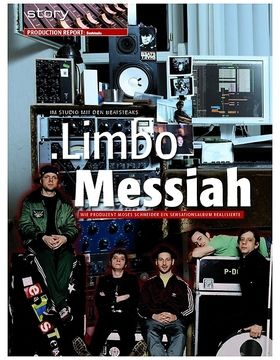 Im Studio mit den Beatsteaks – .Limbo Messiah