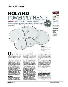 Roland Powerply Heads