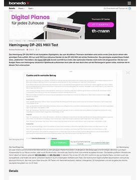 Hemingway DP-201 MKII
