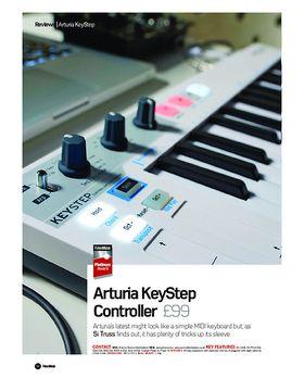 Arturia KeyStep Controller