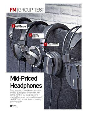 Mid-priced Headphones