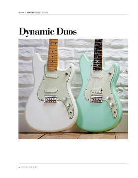Fender Offset Series Duo-Sonic