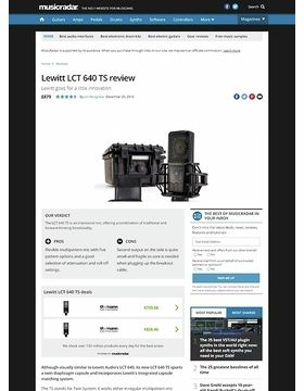 Lewitt LCT 640 TS